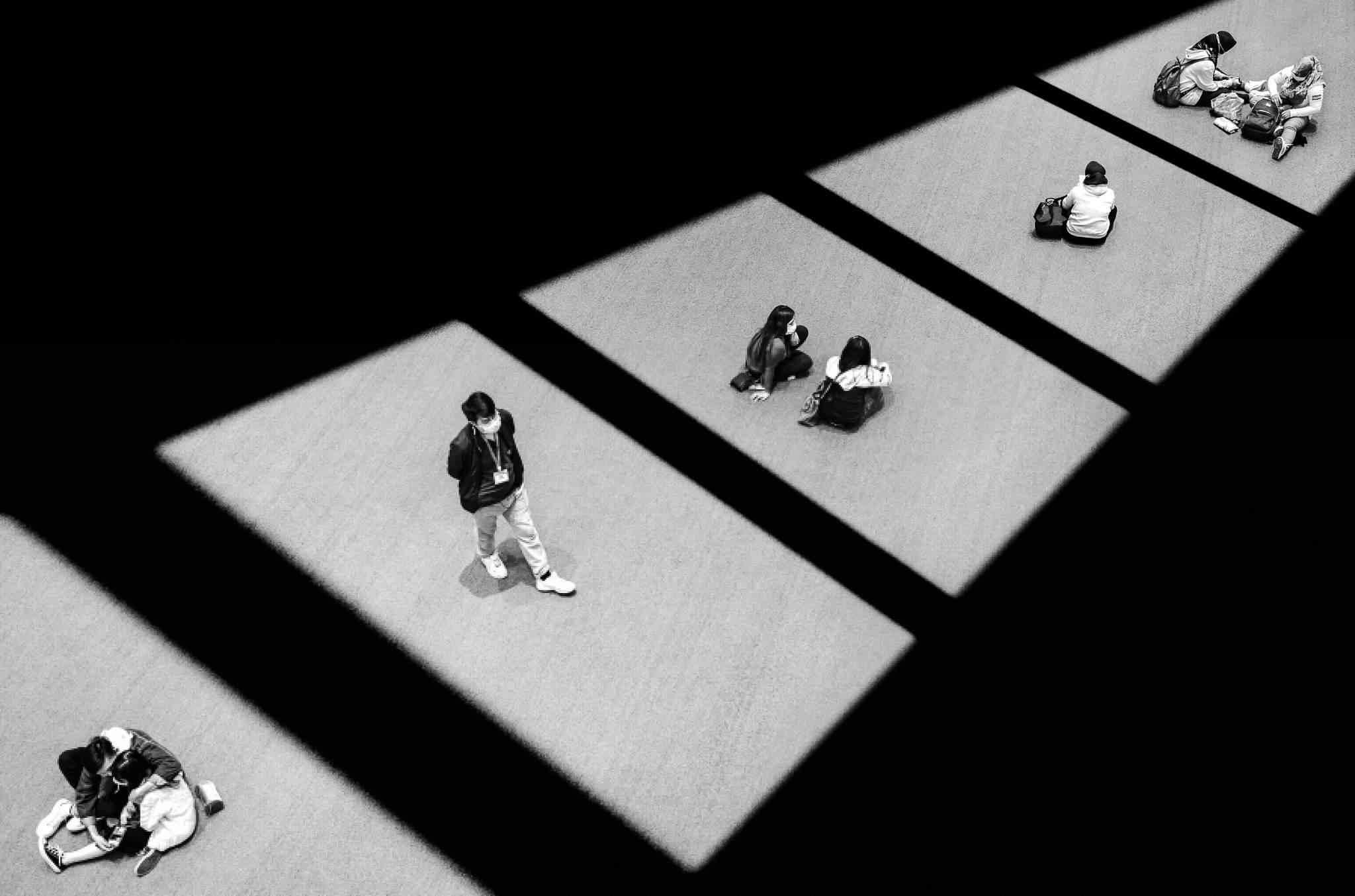 """""""Нийгмийн зай"""", International Photography Awards/Jason Au"""